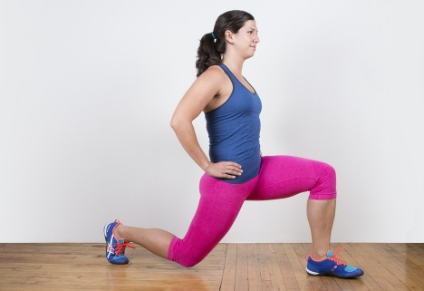 A Heart-Racing, Total-Body Workout