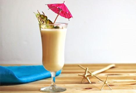 Piña Shu-lada Cocktail
