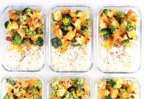 6 Pinterest Boards That Will Give You All the Meal-Prep Inspiration You Need