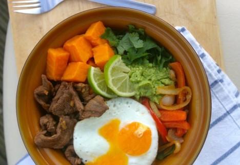 Whole30 Breakfast Bibimbap Recipe