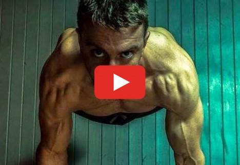 Watching This Break-Dancer Do Push-Ups Is Insane