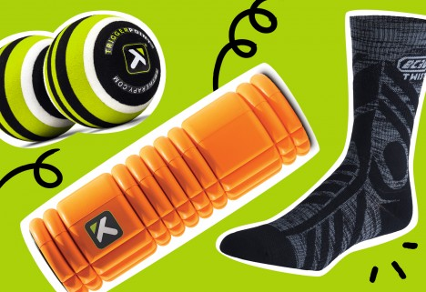 Sore Muscle Recovery Tools