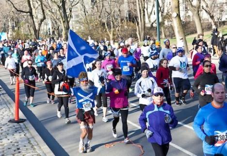 We Did It: The Scotland Run 10K