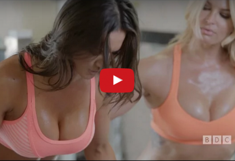 This Video Captures the Ridiculous Things You See at the Gym