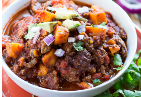 24 Healthy and Easy Chili Recipes