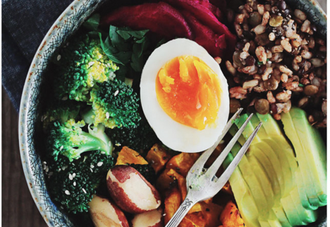7 Salad Bowl Recipes That'll Make You Want to Eat Your Veggies