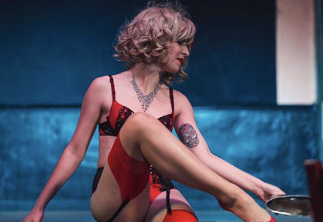 How Burlesque Taught Me to Love My Body (After Ballet Made Me Hate It)