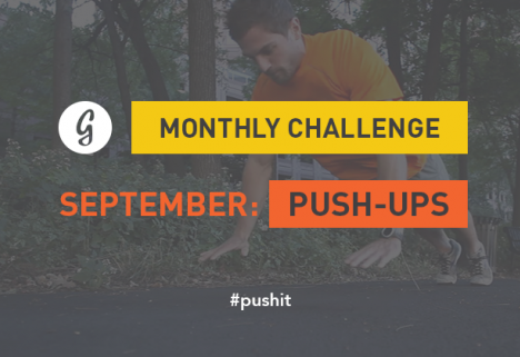Join Greatist's 30-Day Push-Up Challenge!
