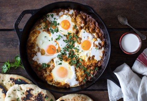 9 Simple Shakshuka Recipes That Will Blow Your Brunch Guests' Minds