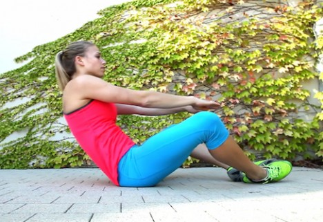 Greatist Workout of the Day: Sit-Ups