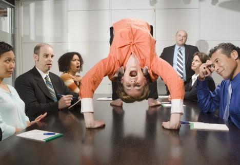 Ridiculous Stock Fitness Photos