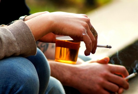 Why Smoking Makes Hangovers Worse