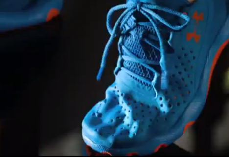 How a Bra Factory and Space Suits Inspired Under Armour's New Running Shoe