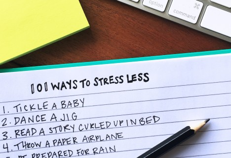 stress list