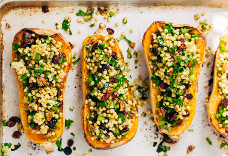 17 Stuffed Squash Recipes That Are Full of the Good Stuff