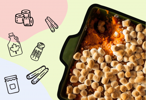 Sweet Potato Casserole Done 3 Ways (Because Marshmallows Aren't for Everyone)
