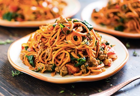 9 Sweet Potato Noodle Recipes That Are a Perfect Pasta Replacement
