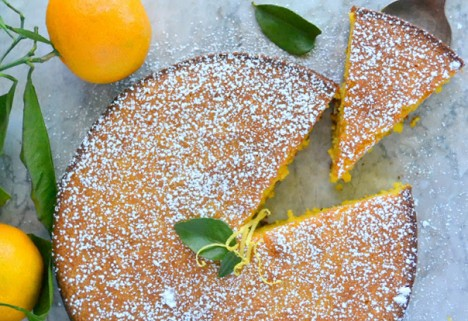 Spice Up Baked Goods with Citrus for a Healthier Cake