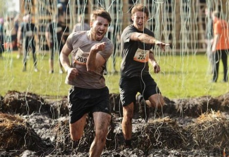 Themed Races: Tough Mudder
