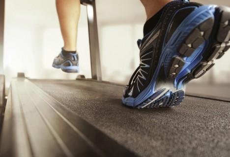Treadmill Feature