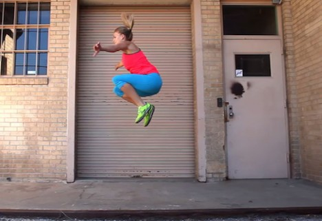 Greatist Workout of the Day Tuck Jumps