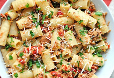 19 Classic Pasta Dishes Made Healthier