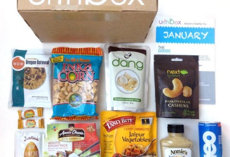 Best Healthy Subscription Boxes: UrthBox