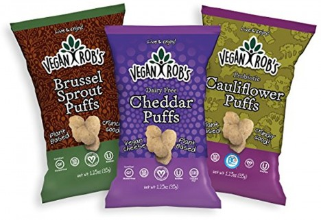 10 Vegan Snacks on Amazon That Are Way Better Than Kale Chips
