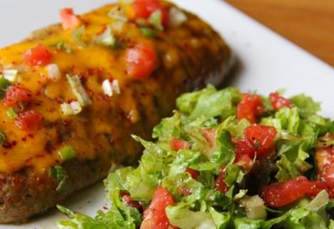 Healthier Vegetable Enchilada Recipe