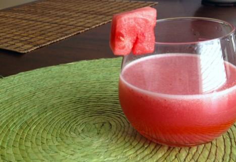 Watermelon-Strawberry Water
