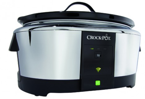 Remote Freakin' Controlled Crock-Pots, Coming to Stores This Spring