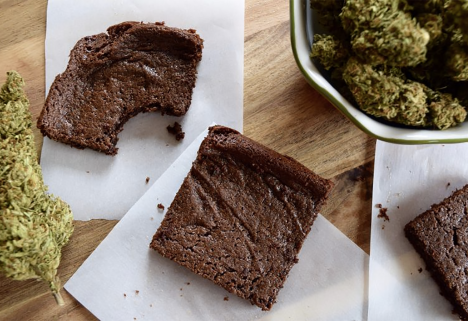 Here's How to Make Your Own Healthyish Weed Edibles