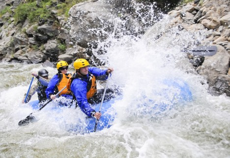 The Tragic Story of a Teen Dying After Whitewater Rafting Shouldn't Keep You Out of the Water