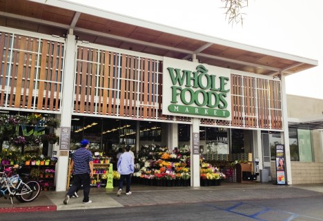 Uh Oh, the FDA Scolds Whole Foods for Its Disgusting Kitchen