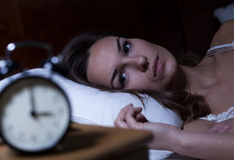 The Simple Thing You Can to Do to Prevent Insomnia (It's Not a Pill)
