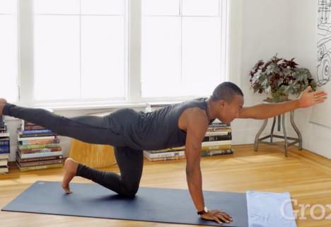 Yoga Core Workout