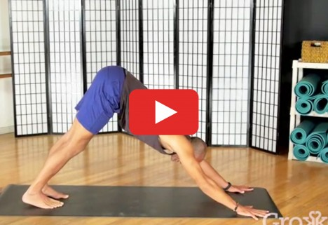 Yoga to Strengthen Your Abs
