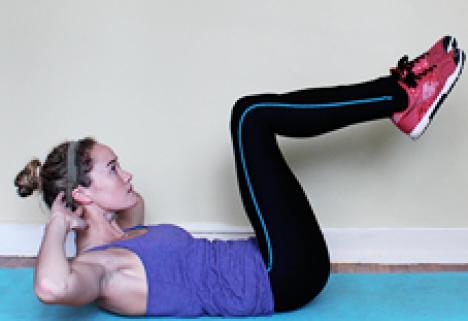 Yoga Ab Exercises