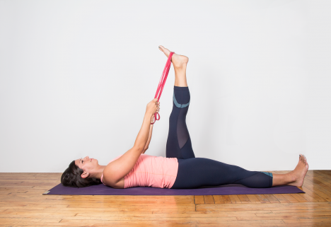 The Perfect Yoga Workout For Recovery