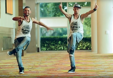 Zumba Fitness Turn Up Video