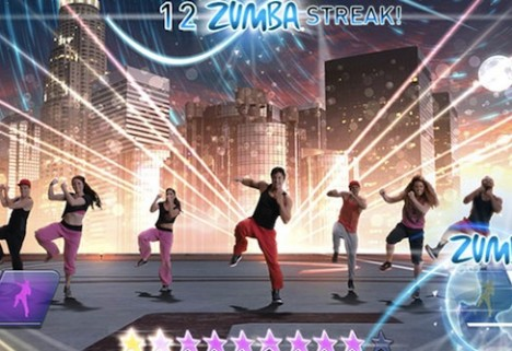 "Can a Video Game Really Capture the Spirit of a Zumba ""World Dance Party?"""