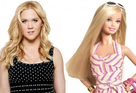 People Are Saying Amy Schumer Is Too Fat to Play Barbie. Really, Guys?