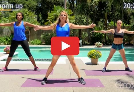 Grokker Animal-Inspired Workout