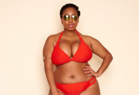 Ashley Graham Swimsuit Line