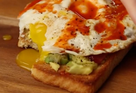 video: avocado toasts feature
