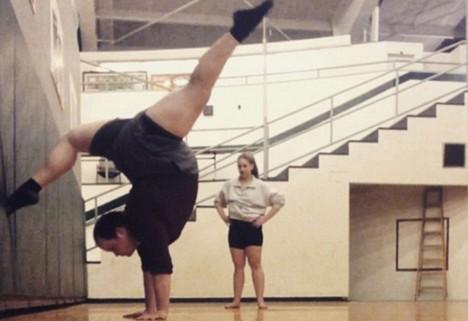 erik cavanaugh ballet dancer