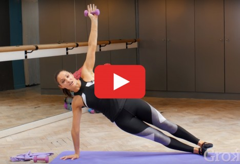 Home Barre Video