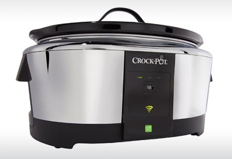 Stuff We Love: Belkin Crock-Pot Smart Slow Cooker with WeMo