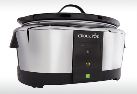 Stuff We Love: Belkin Crock-Pot Smart Slow Cooker with WeMo