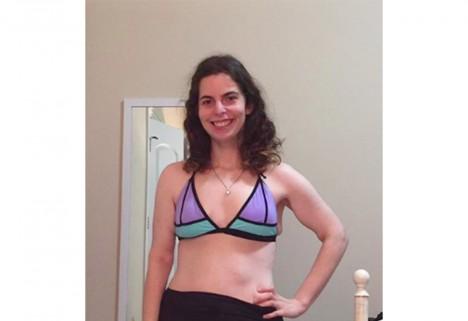 Lesley Miller Bikini Photo